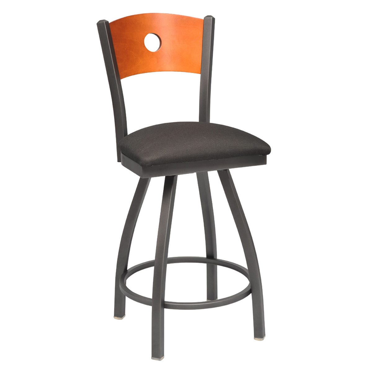 custom metal bar stools