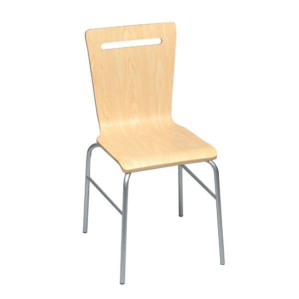 custom metal chair