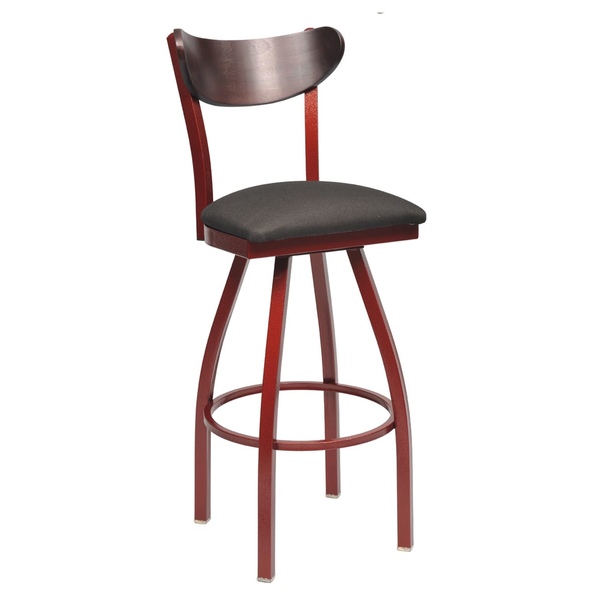 custom metal bar stools