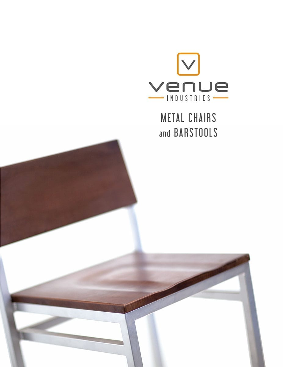 custom metal chairs and barstools