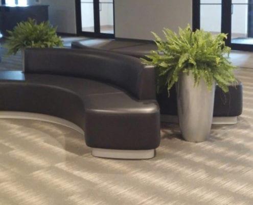commercial sofa design