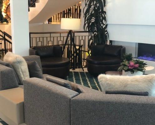 custom hotel sofa chair