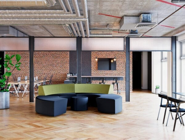 modular seating for offices