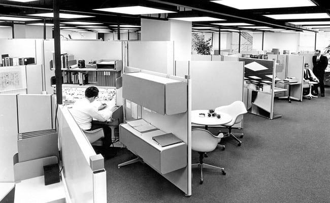 Action Office II, Herman Miller