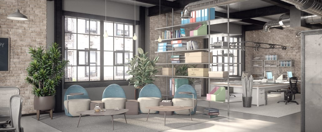 Office Seating Pods