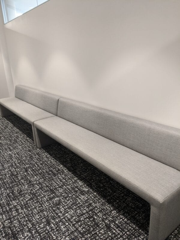 extra long banquette