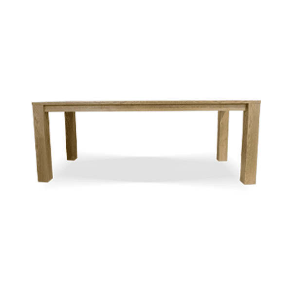 wooden conference or dining table venue industries