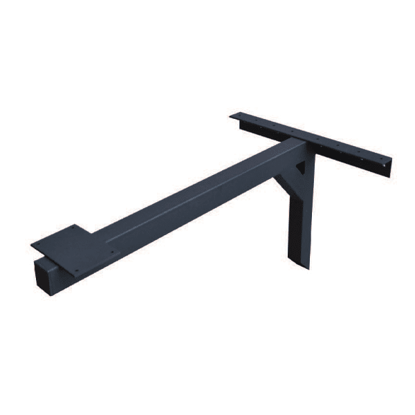 cantilever table base