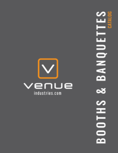 booths and banquette catalog venue industries