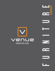 venue industries warranty information cover image
