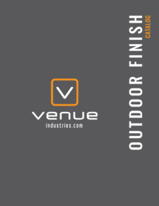 outdoor finish catalog venue industries
