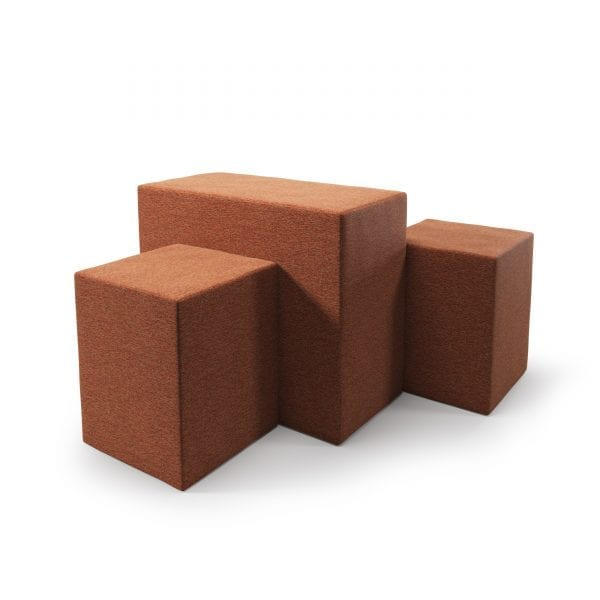 pile up ottomans stacking ottomans venue industries