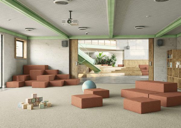 modular ottoman seating systems