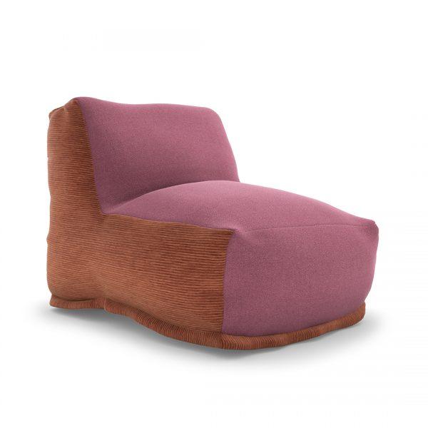 Bisbee foam bean bag chair for offices