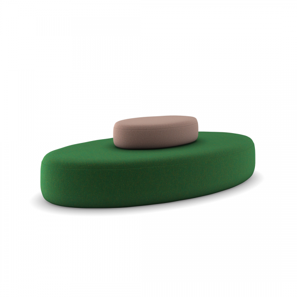 stacking ottoman collaborative soft seating