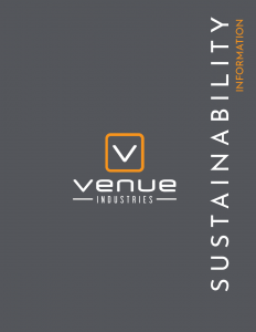 sustainability information venue industries